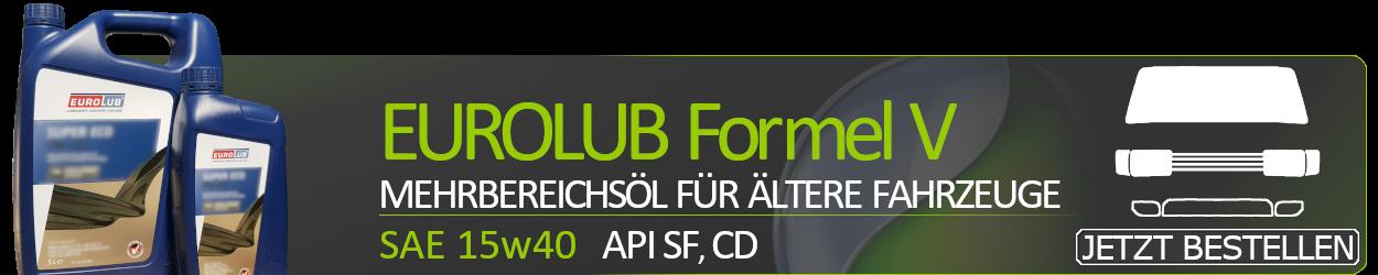 Eurolub Formel V 15w40