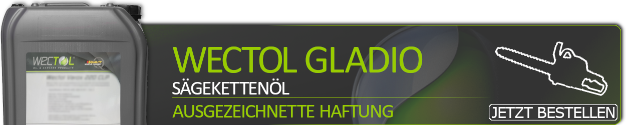 Wectol Gladio Sägekettenöl