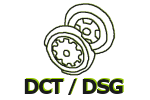 Automatikgetriebe DCT DSG