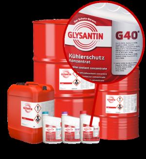 BASF Glysantin G40 Kühlerschutz Konzentrat G40