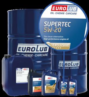 Eurolub Motoröl 5W20 SuperTec 5W-20