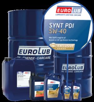 Eurolub Motoröl 5W40 Synt PDI SAE 5W/40